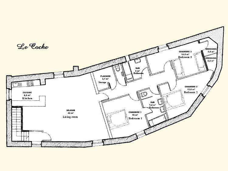 le coche le relais de saint preuil demeure de charme avec chambres et suites pour h tes. Black Bedroom Furniture Sets. Home Design Ideas
