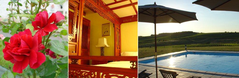 escapade romantique le relais de saint preuil demeure. Black Bedroom Furniture Sets. Home Design Ideas